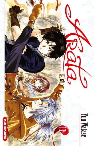 Arata Vol.13