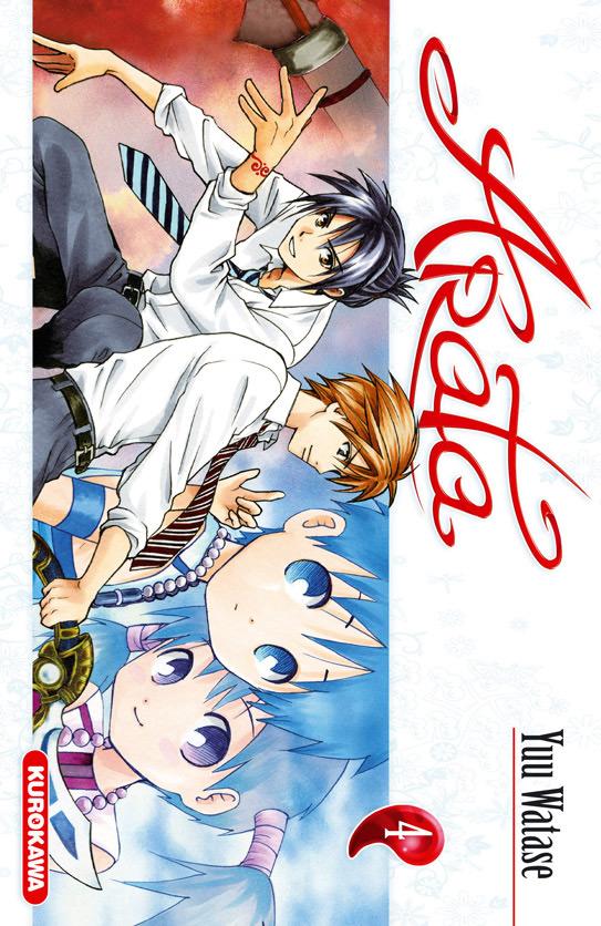 Arata Vol.4