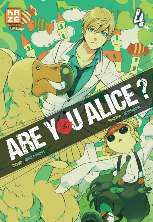 Are You Alice? Vol.4