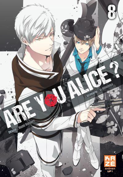 Are You Alice? Vol.8