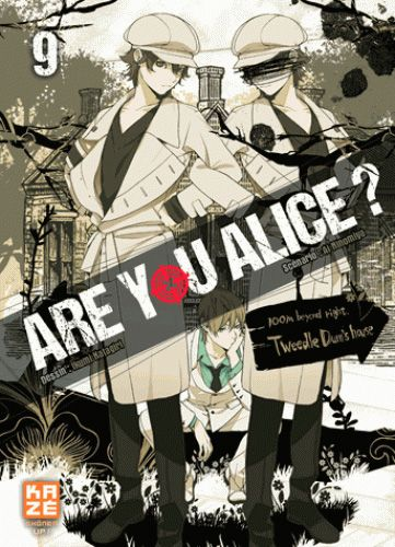 Are You Alice? Vol.9