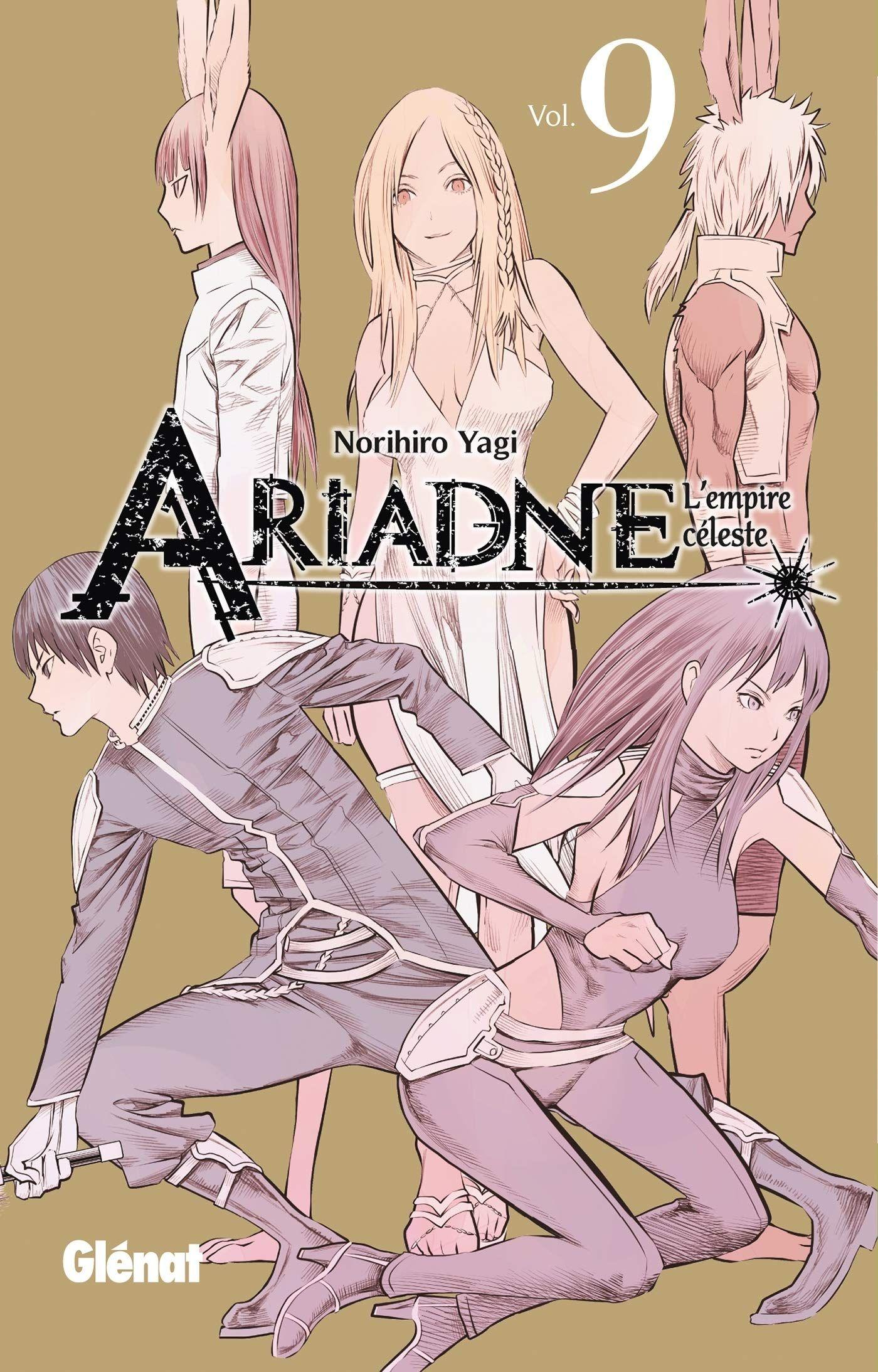 Ariadne l'empire céleste Vol.9