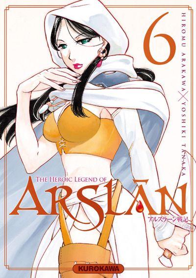 Manga - Manhwa - Heroic Legend of Arslân (The) Vol.6