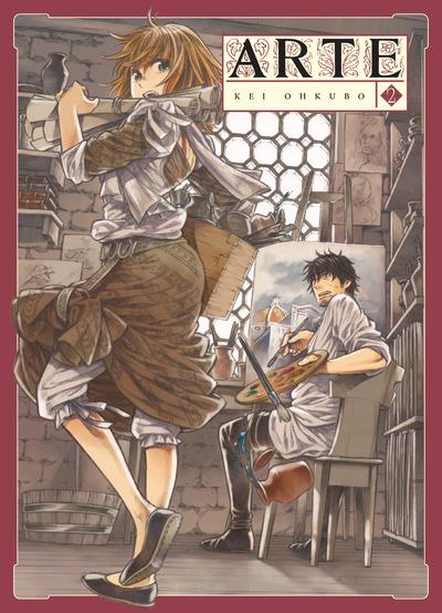 Manga - Manhwa - Arte Vol.2