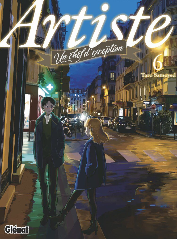 Sortie Manga au Québec MAI 2021 Artiste-6-glenat