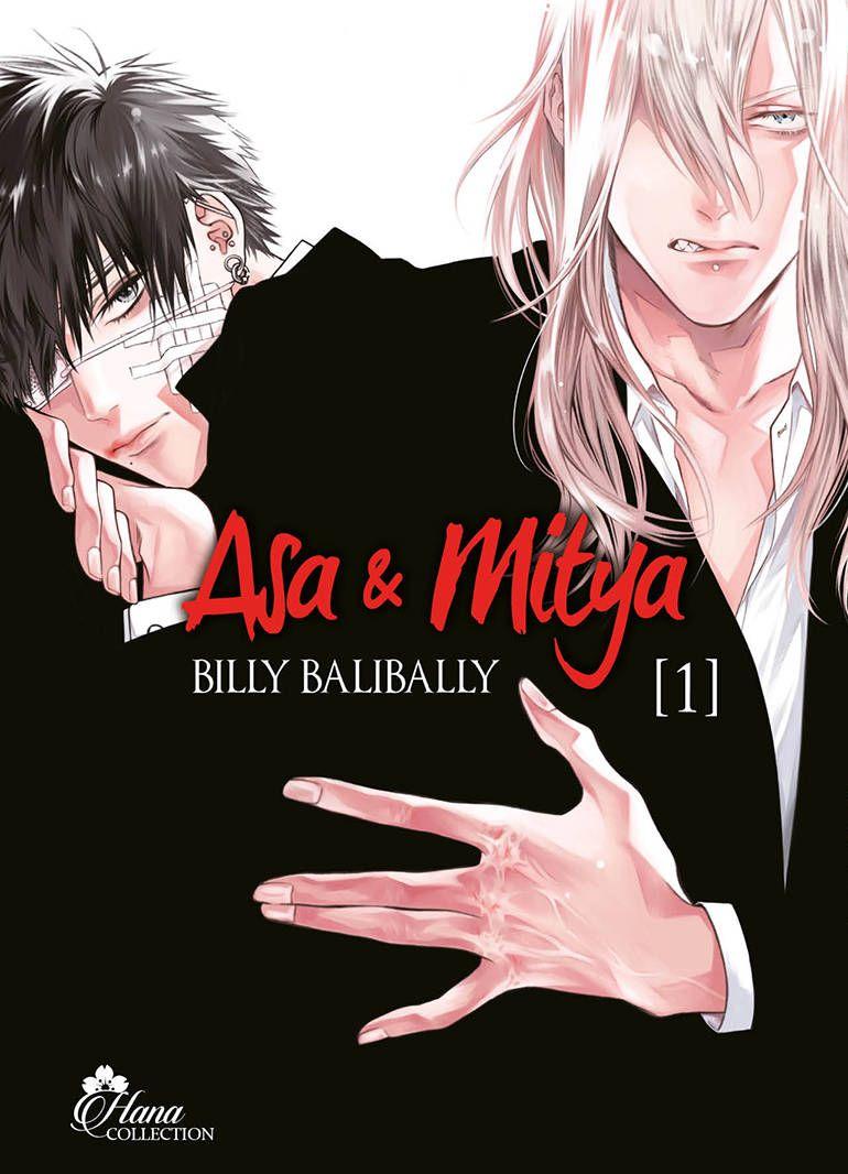 Manga - yaoi - Asa & Mitya Vol.1