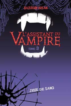 L'assistant du vampire  Assistant-du-vampire-roman-3-hachette