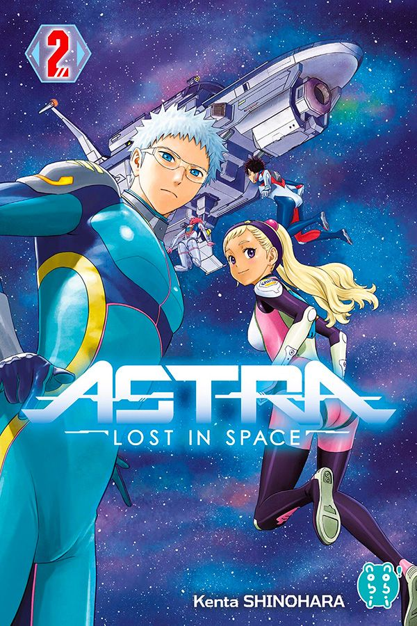 Manga - Manhwa - Astra - Lost in Space Vol.2