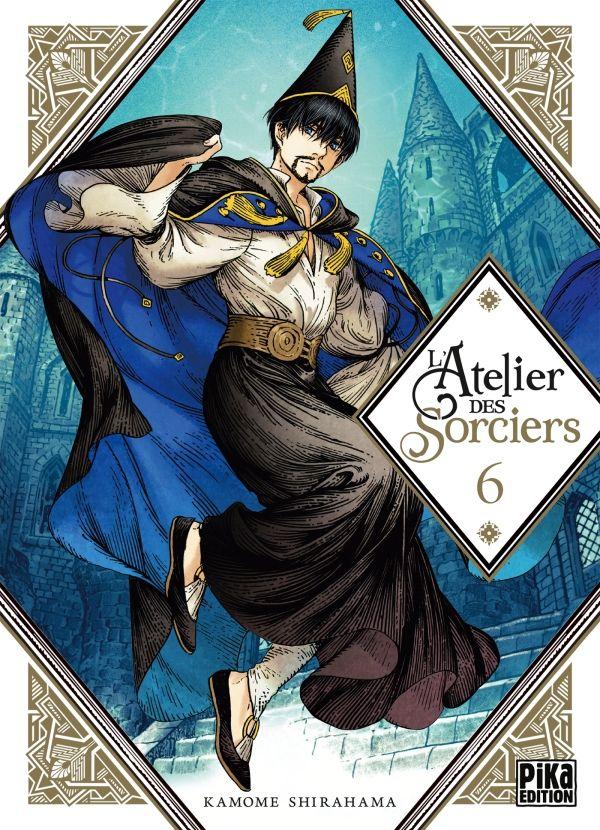 Atelier des sorciers (l') Vol.6
