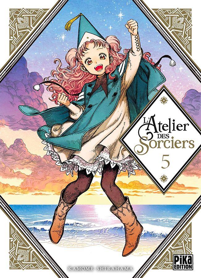 Atelier des sorciers (l') Vol.5