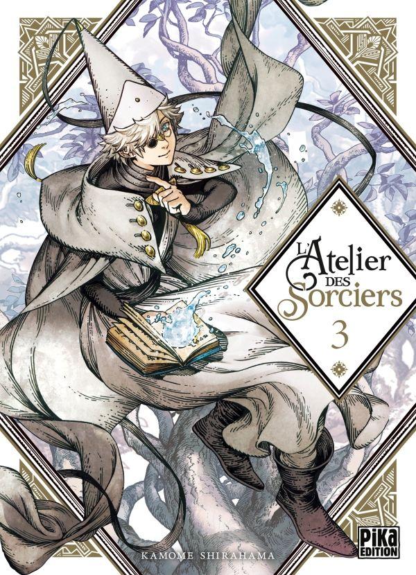 Atelier des sorciers (l') Vol.3