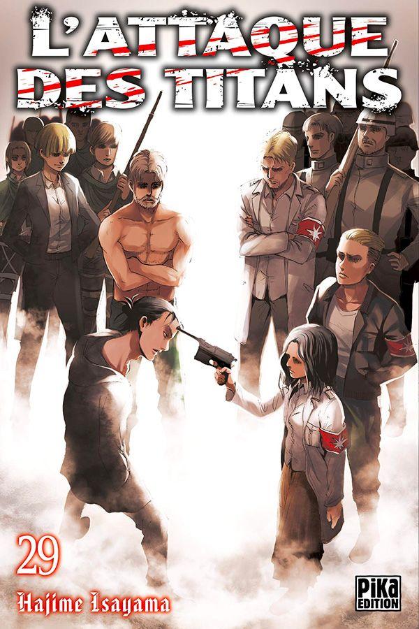 Attaque Des Titans (l') Vol.29