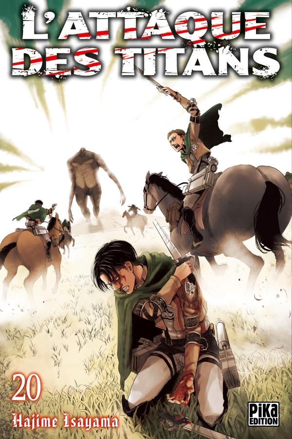 Attaque Des Titans (l') Vol.20