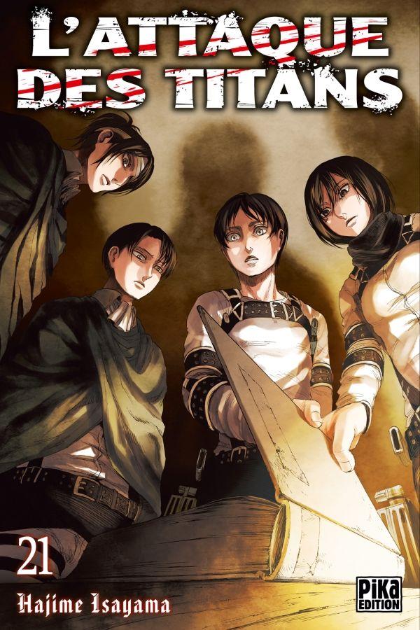 Attaque Des Titans (l') Vol.21