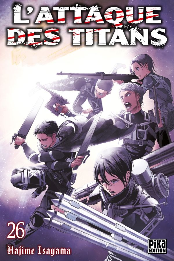 Attaque Des Titans (l') Vol.26
