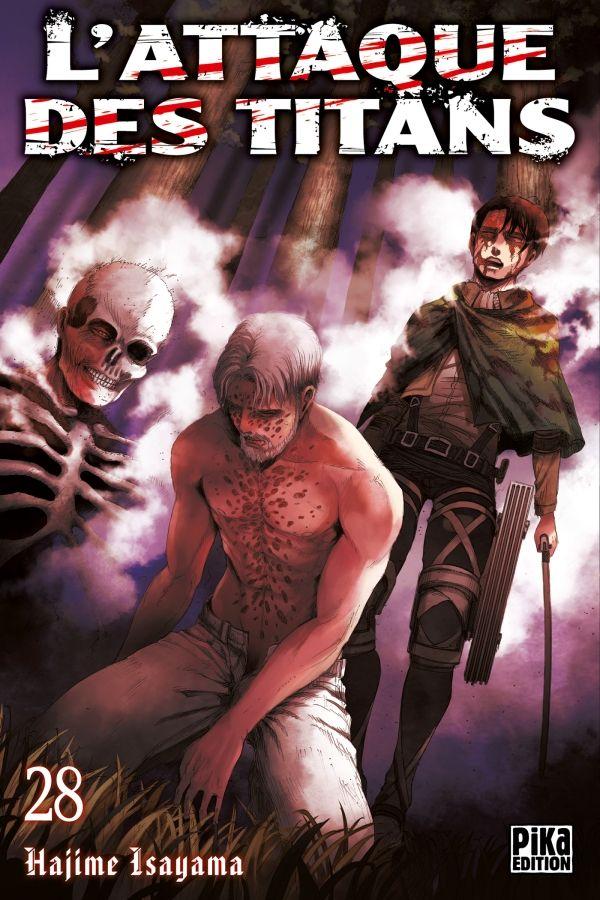 Attaque Des Titans (l') Vol.28