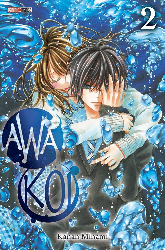 Manga - Manhwa - Awa Koi Vol.2