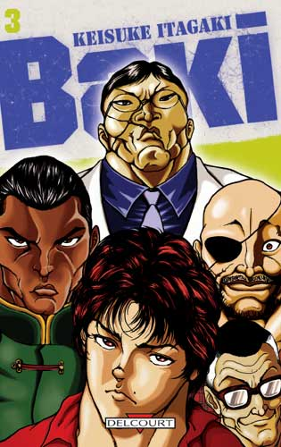 Baki Vol.3