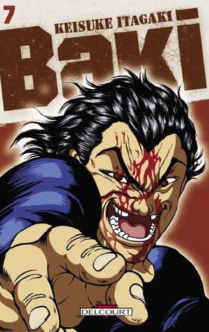 Baki Vol.7