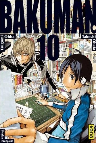Bakuman Vol.10