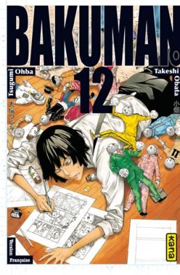 Bakuman Vol.12
