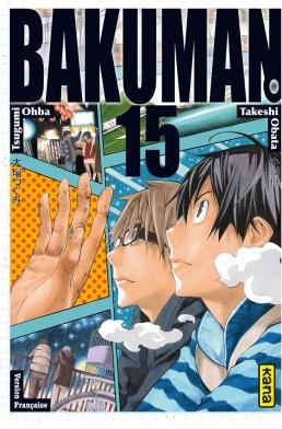 Bakuman Vol.15