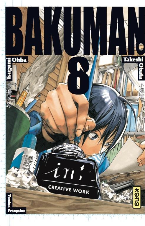 Bakuman Vol.8