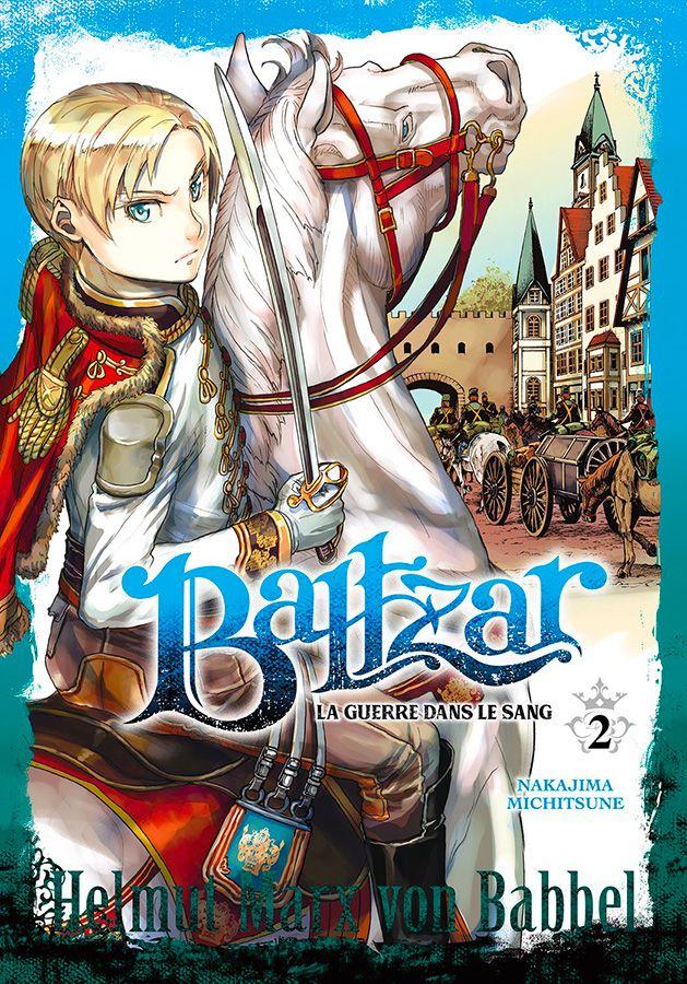Manga - Manhwa - Baltzar - La guerre dans le sang Vol.2