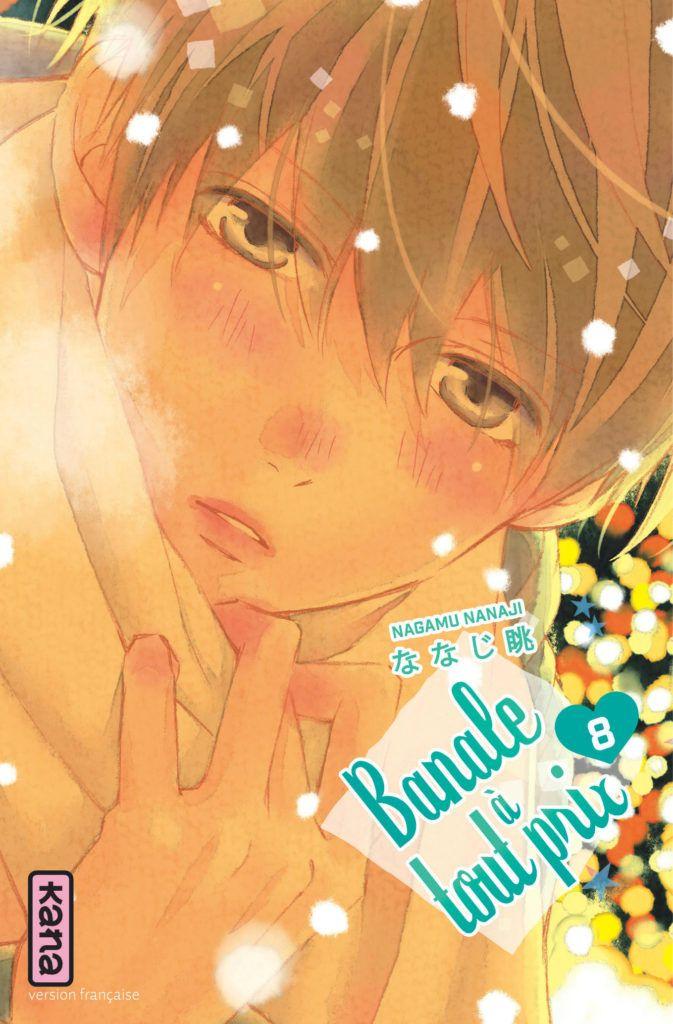 Manga - Manhwa - Banale à tout prix Vol.8