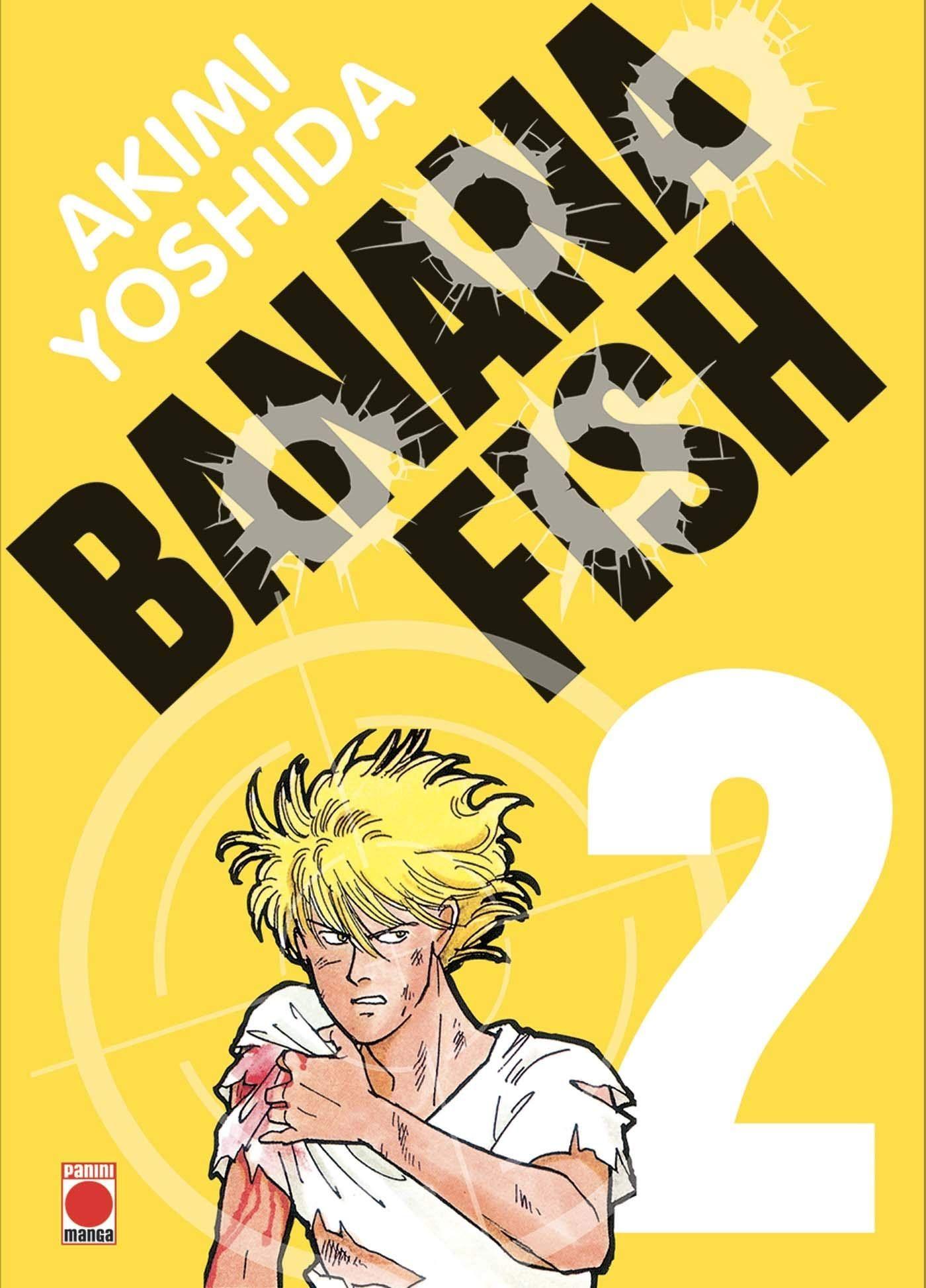 Manga - Manhwa - Banana Fish - Perfect Edition Vol.2