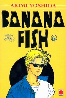 Banana Fish Vol.6