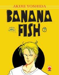 Banana Fish Vol.7