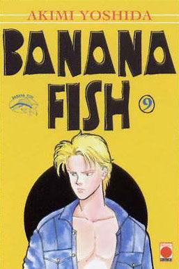 Banana Fish Vol.9