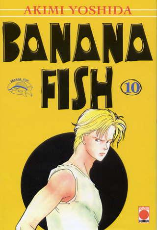 Banana Fish Vol.10