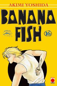 Banana Fish Vol.16