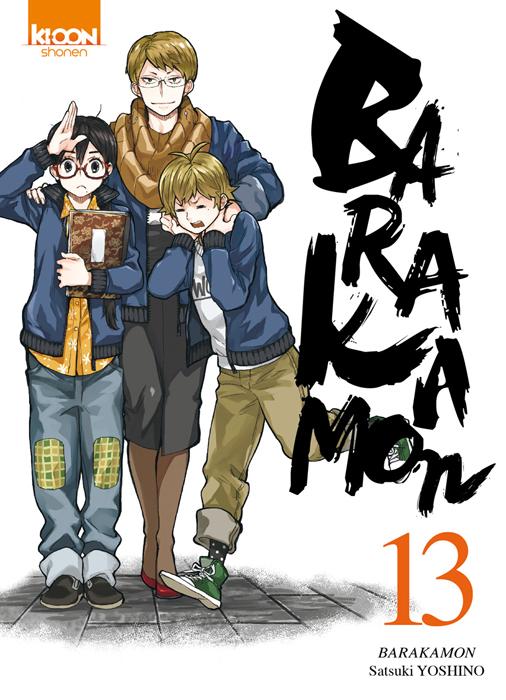 Barakamon Vol.13