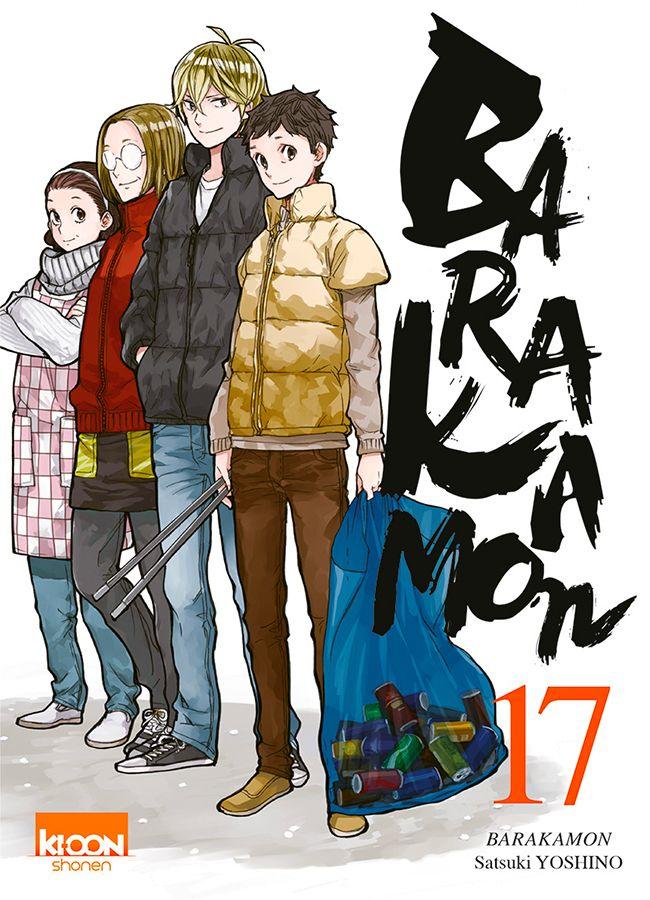 Barakamon Vol.17