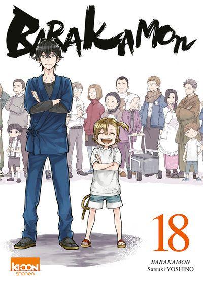 Barakamon Vol.18
