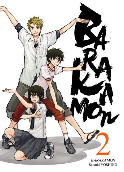 Barakamon Vol.2