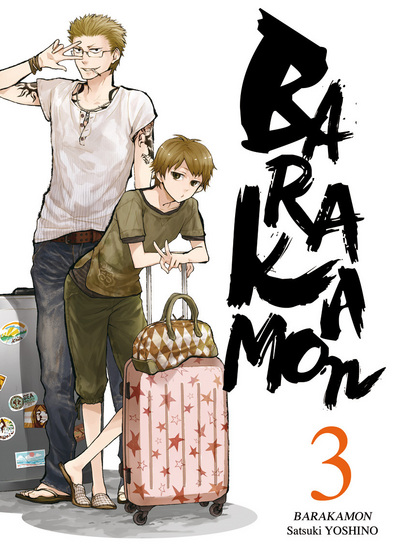 Barakamon Vol.3