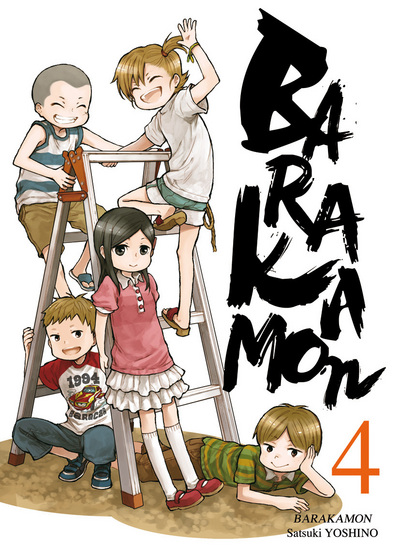 Barakamon Vol.4