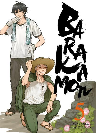 Barakamon Vol.5
