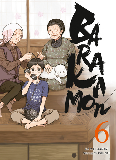 Barakamon Vol.6