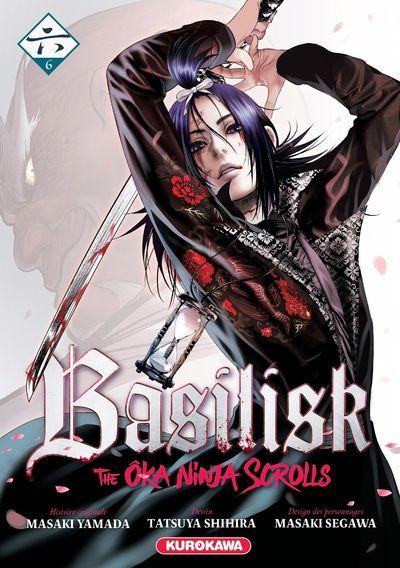 Basilisk - The Ôka ninja scrolls Vol.6
