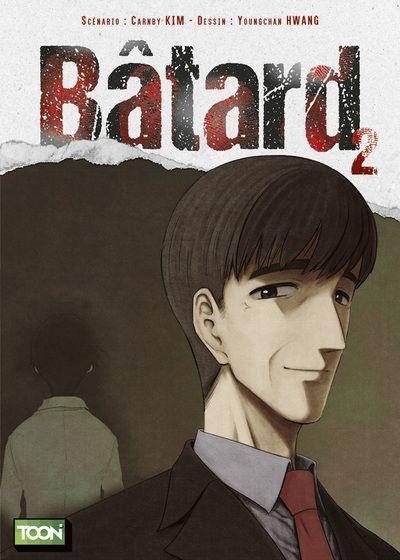 Sortie Manga au Québec JUIN 2021 Batard-2-kioon