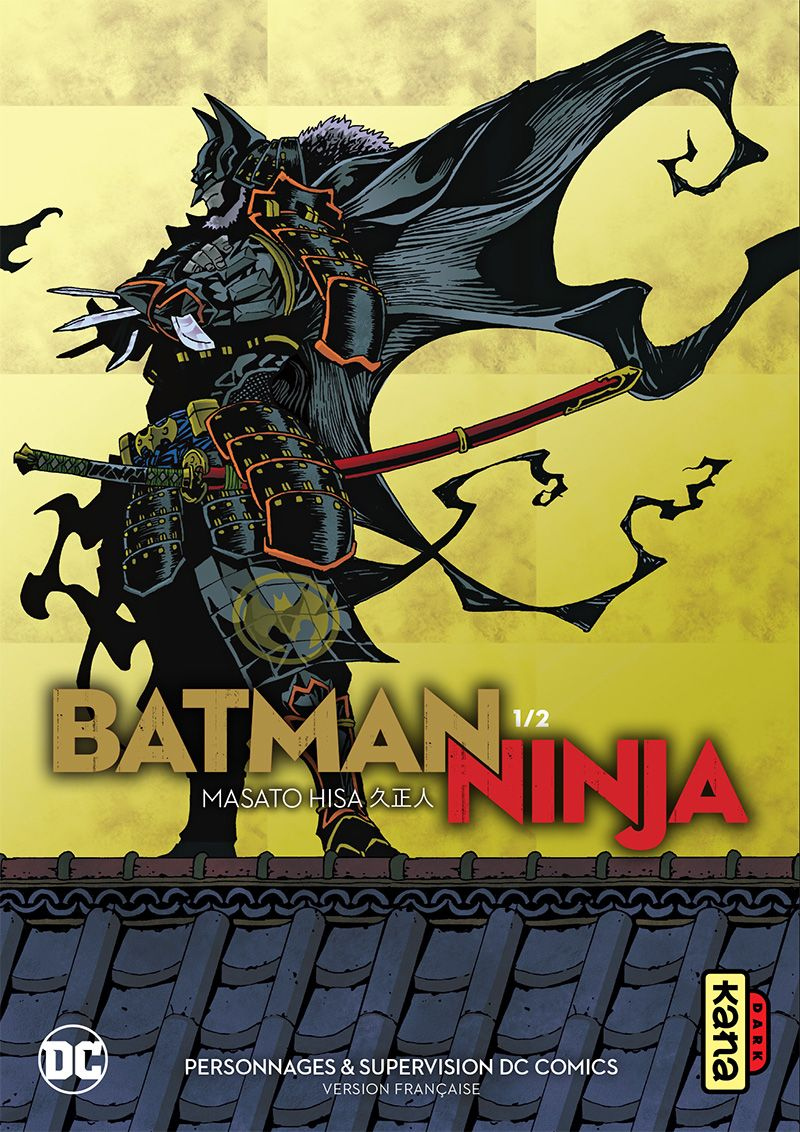 Batman Ninja Vol.1