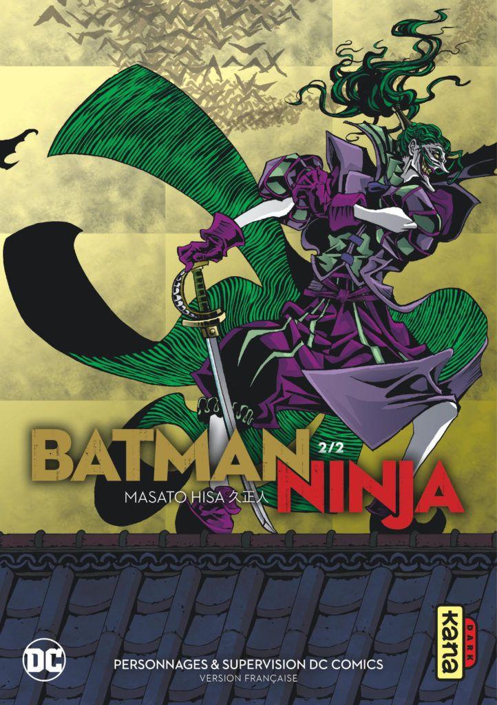 Batman Ninja Vol.2