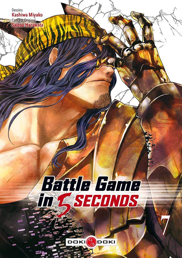 Battle Game in 5 Seconds Vol.7