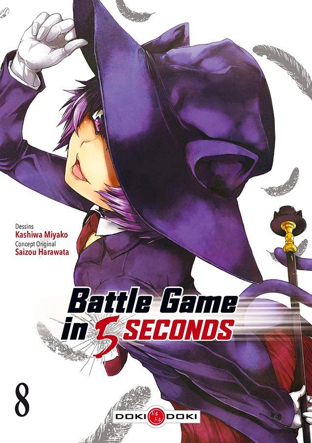 Battle Game in 5 Seconds Vol.8