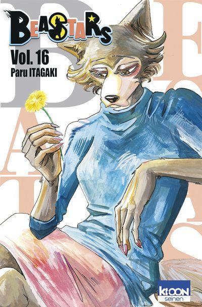 Sortie Manga au Québec JUIN 2021 Beastars-16-kioon